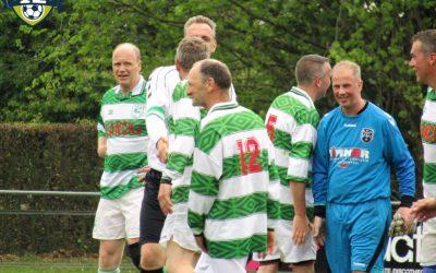 Kampioenenbal, spelers uit de gouden jaren trekken weer samen ten strijde