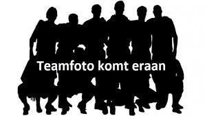Teamfoto's SWB op DONDERDAG 6 september