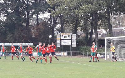 Eindelijk eerste en verdiende competitiewinst voor Schoonebeek